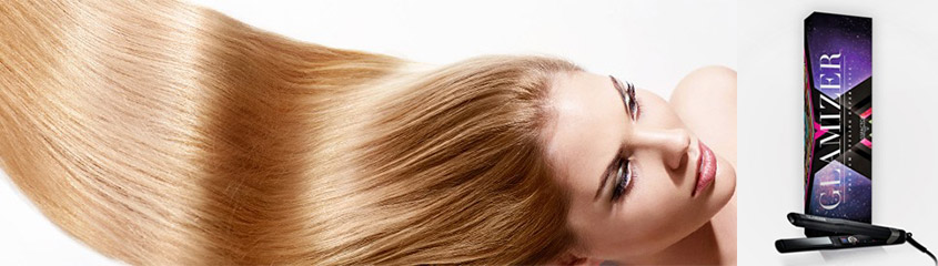 Lisseur à cheveux Glamizer - Lisfactor - Lissage Japonais